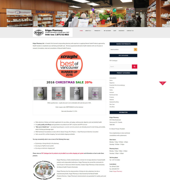 Web Design And Online E Commerce Store Design Ivan Chan Photography