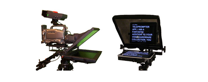 Teleprompter System