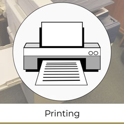 Printing of Business Cards, Brochures, Flyers